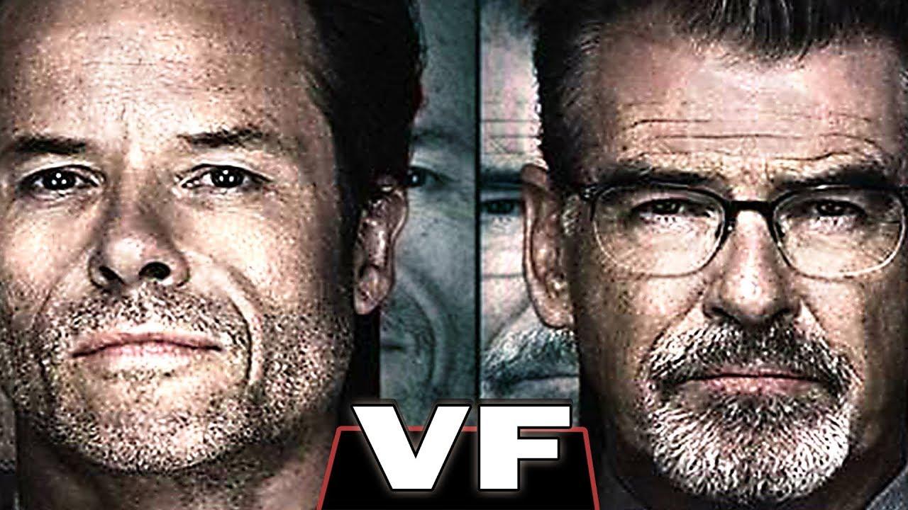 SPINNING MAN Bande Annonce VF (Thriller 2018) Pierce Brosnan, Guy Pearce