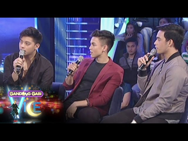 GGV: Vice challenges Daniel, Alex, and Diego in speaking with English accent
