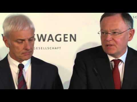 Statements of the Supervisory Board Volkswagen AG - AutoEmotionenTV