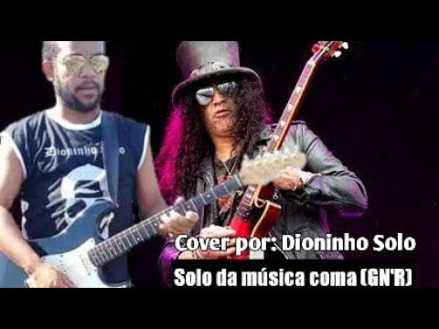 #Slash #GunsnRoses                                                         Guns n' Roses – Coma