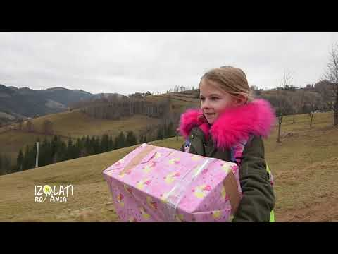 Izolaţi în România: Campania Pachete de Crăciun 2018 (@TVR1)