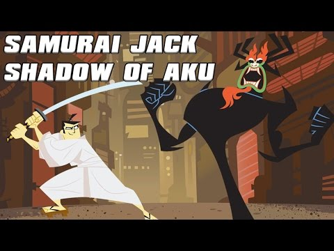 Samurai Jack: Shadow of Aku Lizard People Rescue