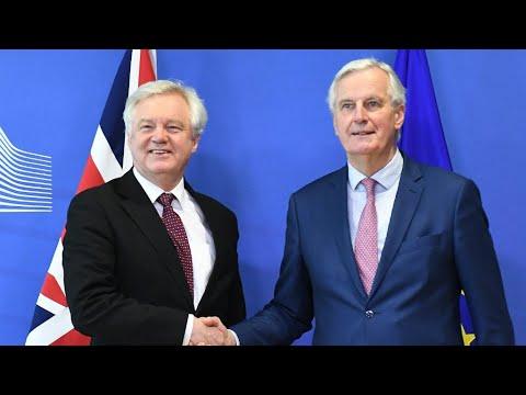 Brexit : accord entre Bruxelles et Londres sur une période de transition