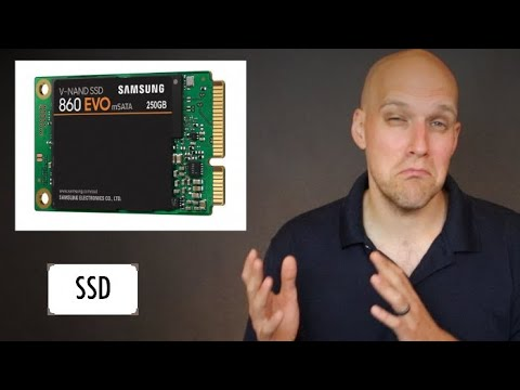 SSD vs Flash Storage (what's the difference?)