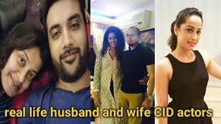 Video real life husband and wife CID actor and actress download MP3, 3GP, MP4, WEBM, AVI, FLV Mei 2018