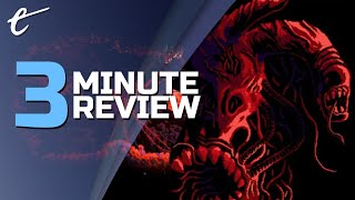 Carrion | Review in 3 Minutes (Video Game Video Review)