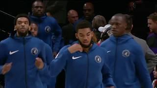 Minnesota Timberwolves vs Portland Trail Blazers : November 4, 2018