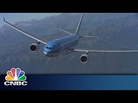 Cooking Oil as Plane Fuel | Sustainable Energy | CNBC International