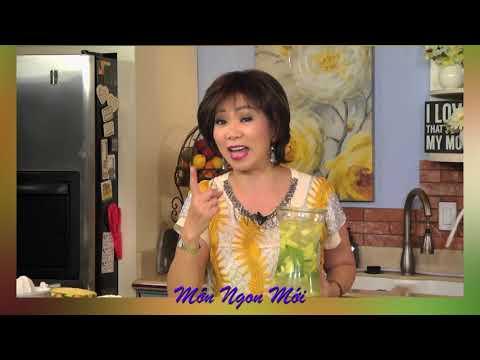 Uyen Thy's Cooking - Nước Uống Khóm Chanh