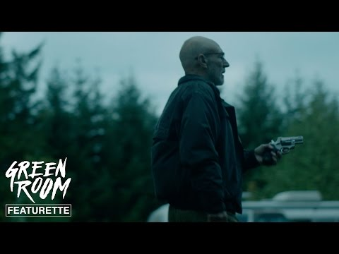 Download Youtube: Green Room l Patrick Stewart Is A Very Bad Guy l Official Featurette HD | A24
