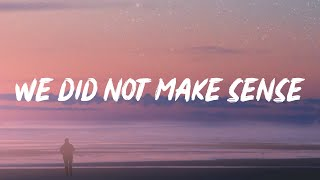 Presence - We Did Not Make Sense (Lyrics) ft. Vict Molina