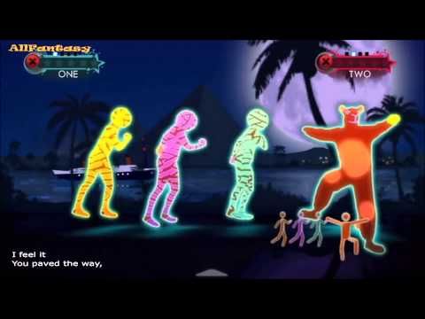 Just Dance Remix : Nightboat to Cairo  Shakira: Waka Waka HD