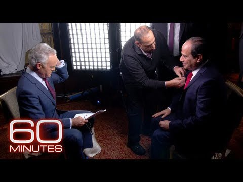 """How Egypt tried to kill a """"60 Minutes"""" interview"""
