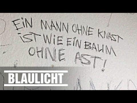 Zitate aus der Zelle - Einblick ins Landgericht Bochum