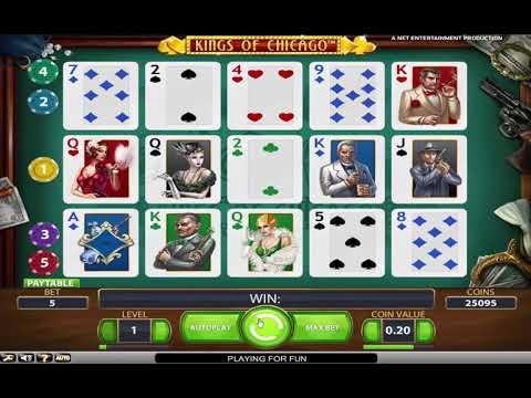 Игровой автомат Kings Of Chicago играть бесплатно и без регистрации онлайн