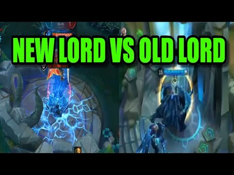 Mobile Legends: NEW LORD Vs OLD LORD !!