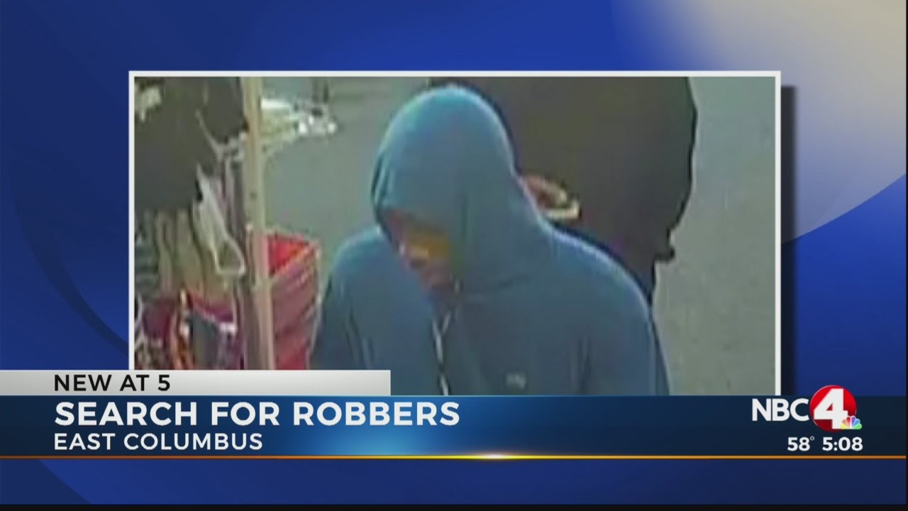 columbus police searching for cvs robbery suspect youtube