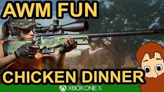 AWM FUN / PUBG Xbox One X