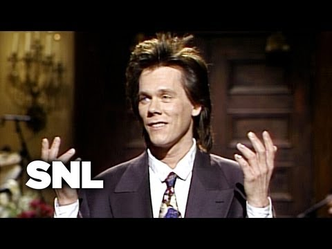 Kevin Bacon Monologue - Saturday Night Live