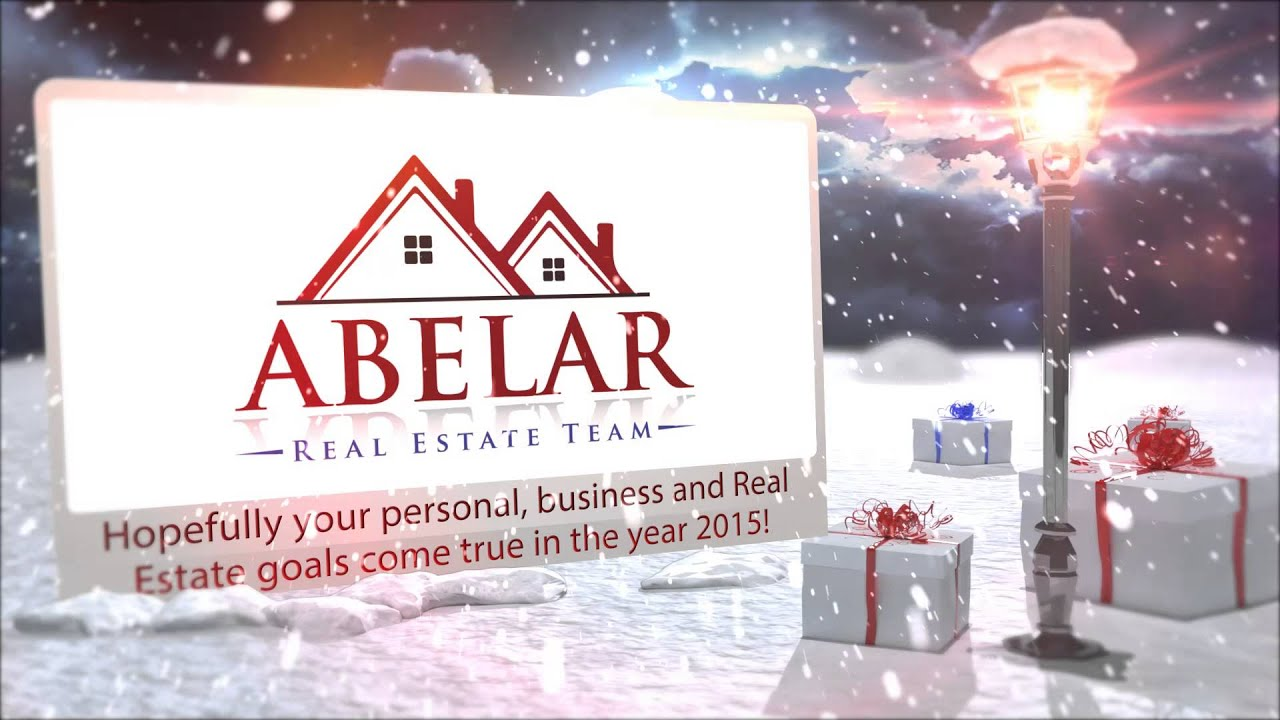 Christmas Greetings From Ivan Abelar Of Coldwell Banker Real Estate