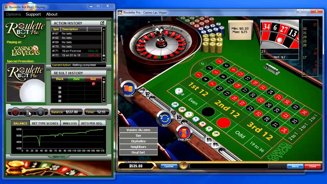 Roulette bot plus does it work