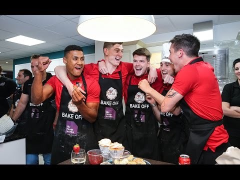 The Room Works Bake Off - City V Chiefs | Exeter City Football Club