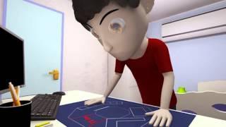 香港青少年3D動畫創作大賽2014-2015 中學組III