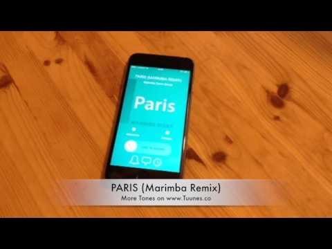 Paris Ringtone (The Chainsmokers Tribute Marimba Remix Ringtone) • For iPhone & Android