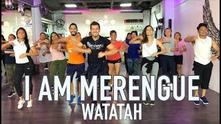I Am Merengue - Watatah by Cesar James Zumba Cardio Extremo Cancun