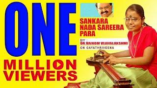 Sankara nadasareerapara | voikkom vijayalakshmi | one string veena