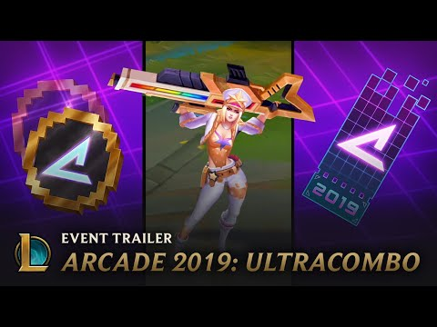 Arcade 2019: ULTRACOMBO  Event Trailer - League of Legends