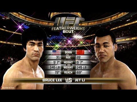 Bruce Lee vs. Jet Li - Fight Of The Century (Xbox One, PS4, PC)