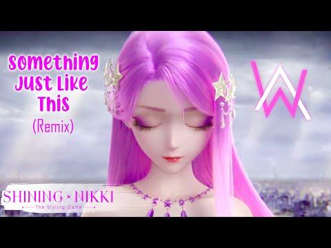 Alan Walker x Shining Nikki | Something Just Like This - Animation Video