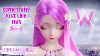 Download Alan Walker x Shining Nikki | Something Just Like This - Animation Video