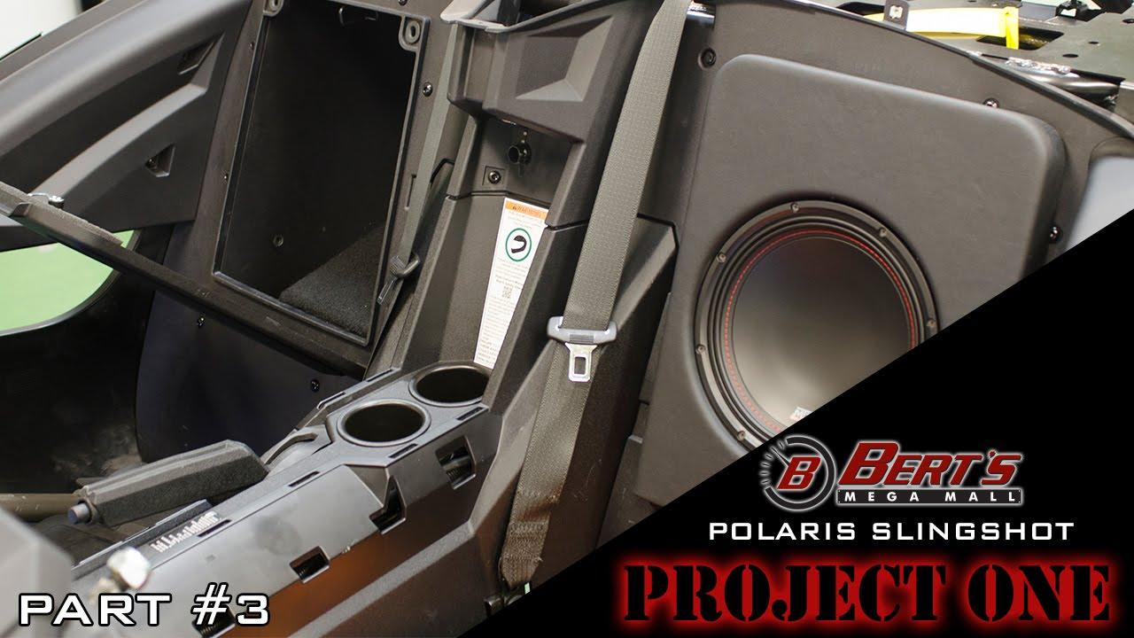 Polaris Slingshot Custom PROJECT ONE | Episode #3  YouTube