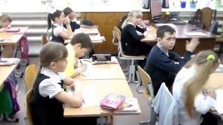 Интегрированный урок математики и окр  мира 3 класс