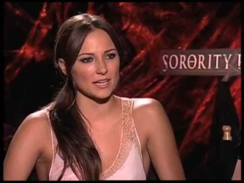 Sorority Row's Briana Evigan & Leah Pipes Interviews