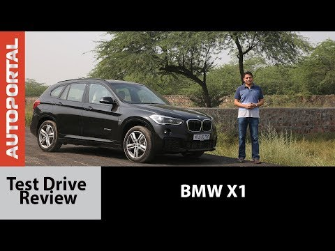 BMW X1 - Test Drive Review - Autoportal