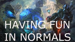 Bad Decisions in Normals