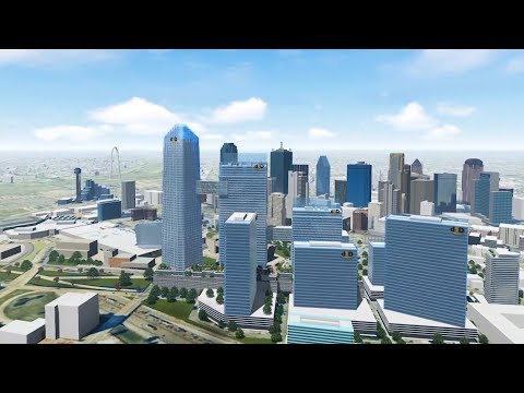 How Amazon HQ2 would have changed the Dallas skyline