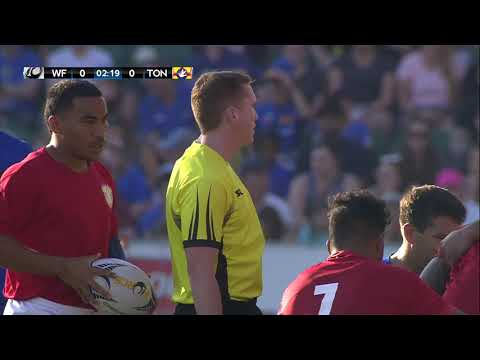 World Series Rugby - Game 2   Western Force vs Tonga