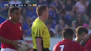 World Series Rugby - Game 2 | Western Force vs Tonga
