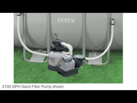 hook up intex filter pump