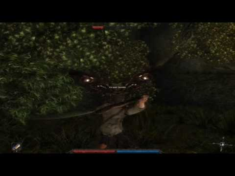 Risen PC demo gameplay
