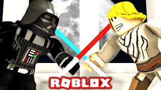 STAR WARS IN ROBLOX! (Roblox Star Wars)