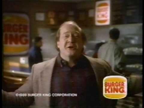 Burger King 99 Cent Double Cheeseburger