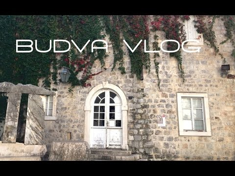 BUDVA DAY TRIP | Mini Travel Vlog