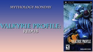 Mythology Monday: Valkyrie Profile ReDub 002