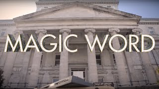 """""""Magic Word"""" Official Music Video By Pengeah"""