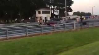 240sx 438hp SR20 GT30 Twin Scroll-   1/8 mile at 7.4 Seconds on Slicks